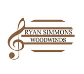 Woodwind repair business logo: R S Woodwinds, llc - Entry #19