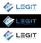 Legit Accessories Logo - Entry #222