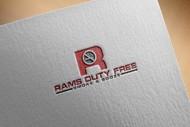 Rams Duty Free + Smoke & Booze Logo - Entry #318
