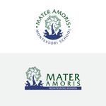 Mater Amoris Montessori School Logo - Entry #552