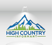 High Country Informant Logo - Entry #24