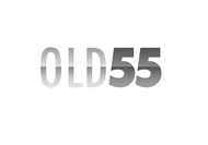"""""""OLD 55"""" - mid-century vintage furniture and wares store Logo - Entry #2"""