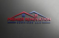 Premier Renovation Services LLC Logo - Entry #176