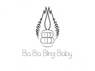 Ba Ba Bling baby Logo - Entry #26