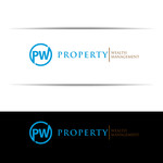 Property Wealth Management Logo - Entry #42