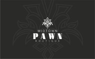Either Midtown Pawn Boutique or just Pawn Boutique Logo - Entry #107