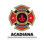 Acadiana Fire Extinguisher Sales and Service Logo - Entry #171
