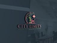 City Limits Vet Clinic Logo - Entry #365
