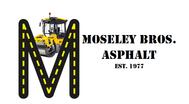 Moseley Bros. Asphalt Logo - Entry #72