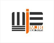MJB BUILDERS Logo - Entry #43