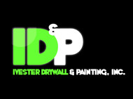 IVESTER DRYWALL & PAINTING, INC. Logo - Entry #136
