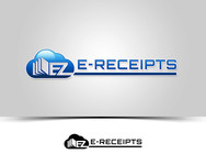 ez e-receipts Logo - Entry #43