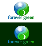 ForeverGreen Logo - Entry #77
