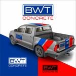 BWT Concrete Logo - Entry #264