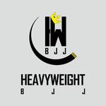 Heavyweight Jiujitsu Logo - Entry #298