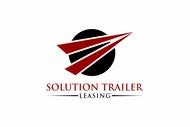 Solution Trailer Leasing Logo - Entry #190