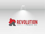 Revolution Fence Co. Logo - Entry #78