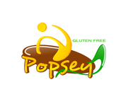 gluten free popsey  Logo - Entry #150