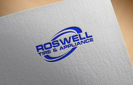 Roswell Tire & Appliance Logo - Entry #150