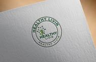 Healthy Livin Logo - Entry #134