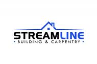 STREAMLINE building & carpentry Logo - Entry #160