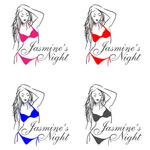 Jasmine's Night Logo - Entry #277