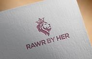 Rawr by Her Logo - Entry #2