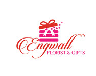 Engwall Florist & Gifts Logo - Entry #46