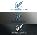Durham Financial Centre Knights Logo - Entry #45