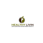 Healthy Livin Logo - Entry #485