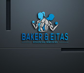 Baker & Eitas Financial Services Logo - Entry #156