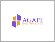 Agape Logo - Entry #63