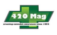 420 Magazine Logo Contest - Entry #85