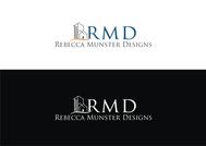 Rebecca Munster Designs (RMD) Logo - Entry #295