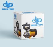 Durnin Pumps Logo - Entry #186