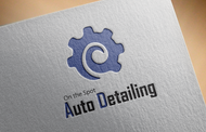 On the Spot Auto Detailing Logo - Entry #50