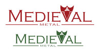 Medieval Metal Logo - Entry #10