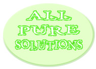 ALL PURE SOLUTIONS Logo - Entry #36