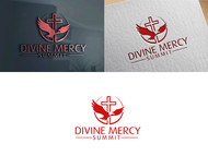 Divine Mercy Summit Logo - Entry #21
