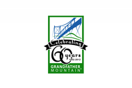 60th Anniversary of Mile High Swinging Bridge Logo - Entry #19