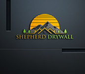 Shepherd Drywall Logo - Entry #372
