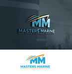 Masters Marine Logo - Entry #320