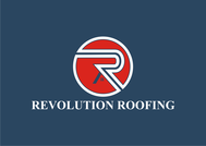 Revolution Roofing Logo - Entry #607