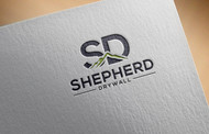 Shepherd Drywall Logo - Entry #357