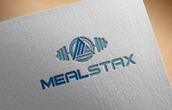 MealStax Logo - Entry #13