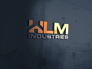 HLM Industries Logo - Entry #46