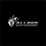 ALLRED WEALTH MANAGEMENT Logo - Entry #368