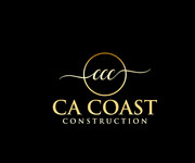 CA Coast Construction Logo - Entry #114