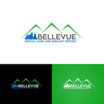 Bellevue Dental Care and Implant Center Logo - Entry #58