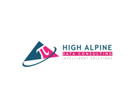 High Alpine Data Consulting (HAD Consulting?) Logo - Entry #72